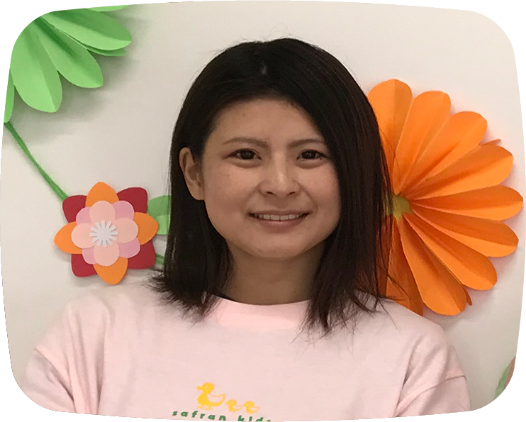 保育士 菅野愛子の写真